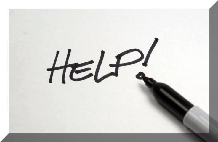 help-sign